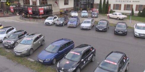 'Latvijas Gada auto 2015'