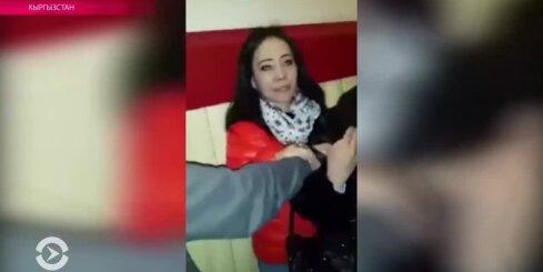 Kirgizstānā ņirgājas par meitenēm, kuras tiekas ar cittautiešiem