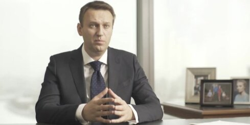 Navaļnijs uzsāk cīņu par Krievijas prezidenta amatu