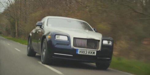 'Rolls-Royce Wraith' kupeja