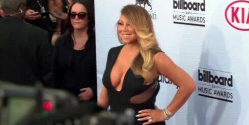 'Billboard' balvu pasniegšanas ceremonijas stilīgākie viesi
