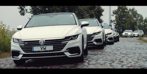 Latvijā prezentēts jaunais 'Volkswagen Arteon'