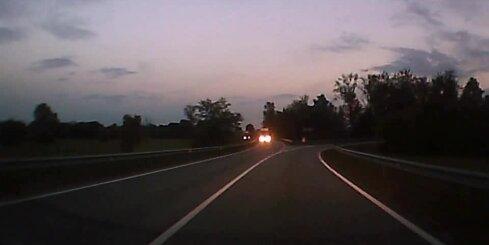 Pie Salaspils novēro, iespējams, krītošu meteorītu