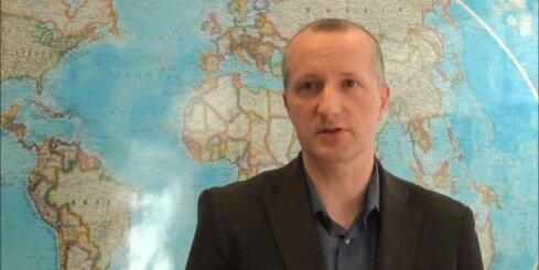 Vēsturnieks Valters Ščerbinskis par notikumiem Ukrainā