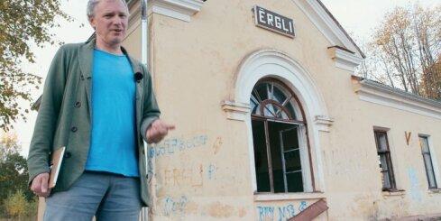 Pauls Timrots ciemojas Ērgļos
