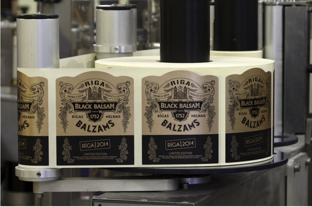 Black Balzam Limited Edition — культурной Риге, с любовью