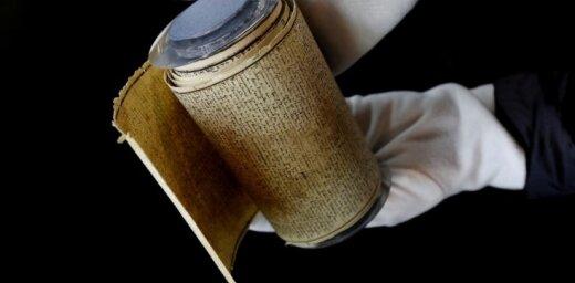 Vērienīgā izsolē pārdos de Sada '120 Sodomas dienas' manuskriptu un virkni citu vēsturisku šedevru
