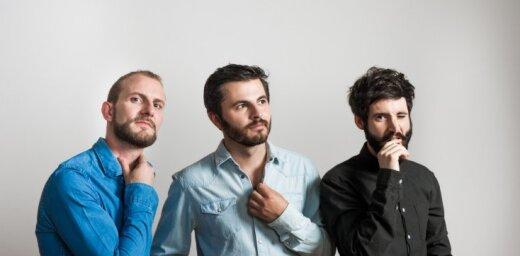 Koncertsēriju 'Personīgi' Liepājā turpinās franču marimbu ansamblis 'Trio SR9'