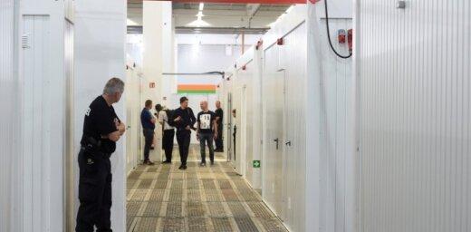 Gatavojoties G20 samita protestiem, Vācijā atklāts masu aizturēšanas centrs