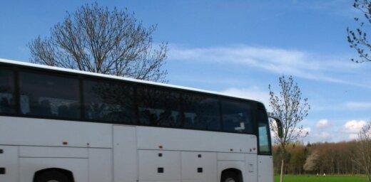 Vairums pārkāpumu reģionālajos autobusos saistīti ar biļešu tirdzniecību