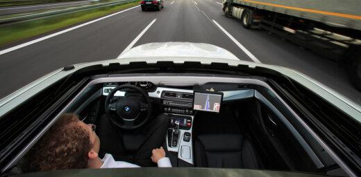 Indijas kompānija Lietuvā izstrādās automobiļu bezpilota tehnoloģijas