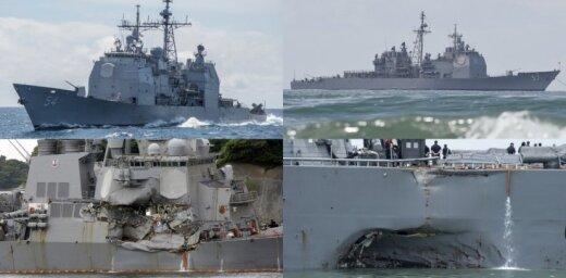ASV 7. flotes komandieris atcelts no amata