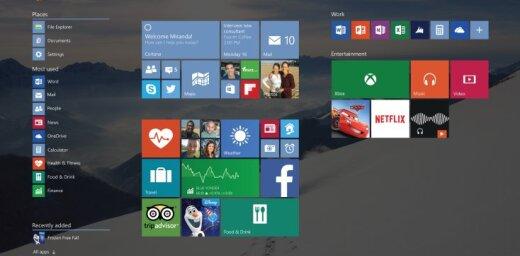 Пользователи Windows 10 смогут показывать собеседнику средний палец