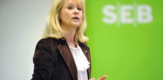 'SEB Group' vadītāja Annika Falkengrēna atstās amatu
