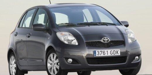 'Toyota' remontam atsauc 690 tūkstošus Ķīnā montēto auto
