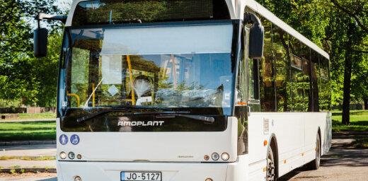 Jūrmala 14 videi draudzīgu autobusu iegādei tērēs 2 miljonus eiro
