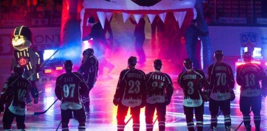 Rīgas 'Dinamo' KHL draftā izvēlas junioru pasaules čempionu