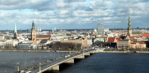 В Рижской думе отрицают принятие решения о платном въезде в центр города