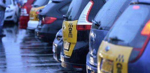 No 1. jūnija visiem taksometru vadītājiem jābūt reģistrētiem
