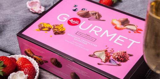 Tests: kura no jaunajām 'Laima' 'Gourmet' konfektēm esi tu?