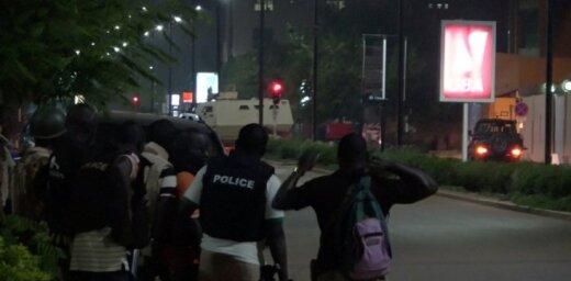 Burkinafaso uzbrukumā turku restorānam nogalināti 18 cilvēki
