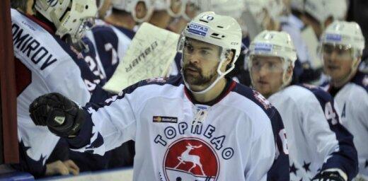 Video: Daugaviņš un dinamietis Sestito iekļūst KHL nedēļas topā