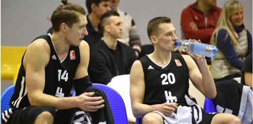 'VEF Rīga' VTB Vienotās līgas 'play-off' mājas spēli pret CSKA aizvadīs Liepājā