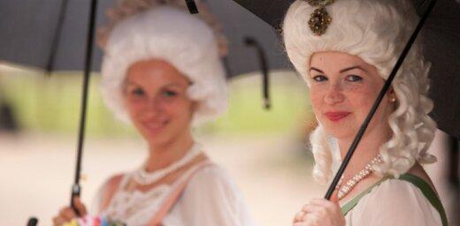 ФОТО: Кружево, цветы и Вивальди - фестиваль старинной музыки в Рундале