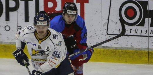 'Kurbada' hokejisti nosargā Latvijas čempionu troni