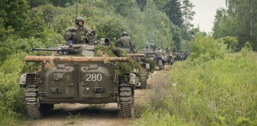 Командующий НВС: в Латвии возможны провокации против солдат НАТО