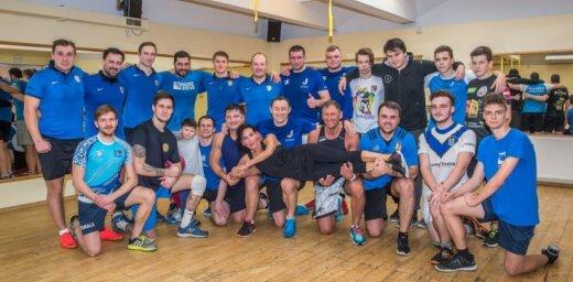 Regbija klubs 'Jūrmala' sezonu gaida ar medaļu ambīcijām