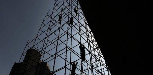 На объекте строительной компании Velve в Риге погиб рабочий
