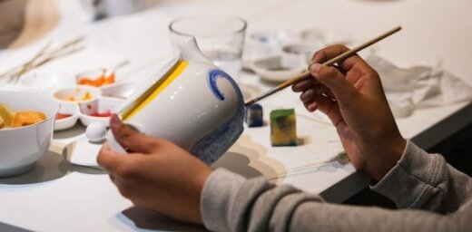 Porcelāna muzejs aicina uz radošajām darbnīcām