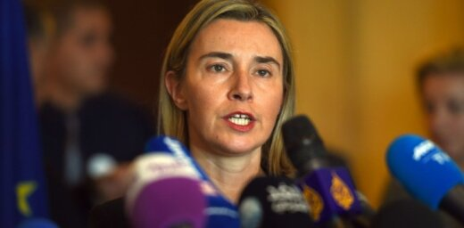 Могерини на 100 процентов уверена в стабильности ЕС