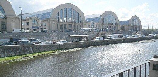 Романтическое купание: объявленных в розыск супругов нашли в канале у Рыбного павильона