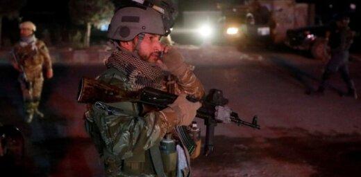 Vēlēšanu dienā Afganistānā nogalināti un ievainoti teju 170 cilvēki