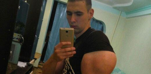 Pasauli šokē ar sintolu apsēsts krievu puisis