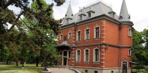 Ar jaunām izstādēm atzīmē Dauderu nama 120 gadu jubileju