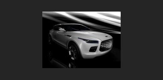 'Aston Martin' atteicies no 'Lagonda' apvidnieka izlaides