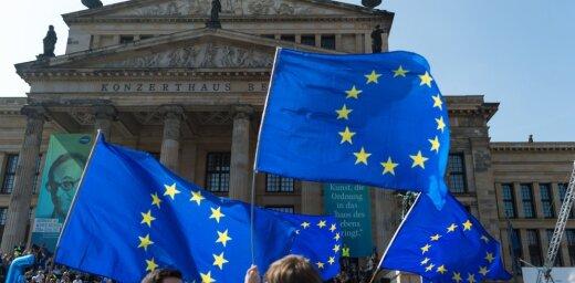 """В ЕС набирает популярность новое общественное движение """"Пульс Европы"""""""