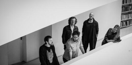 Noskaties! 'The Sound Poets' atrāda singla 'Ceļš' videoklipu