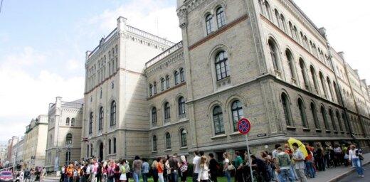 Рейтинг: латвийские вузы не вошли в число 800 лучших в мире