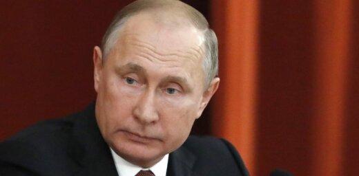 Путин предрек обострение ситуации на востоке Украины