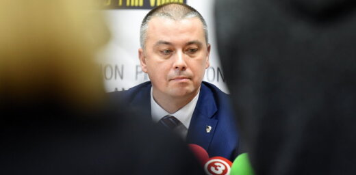 БПБК фактически завершило расследование дела Клявиньша