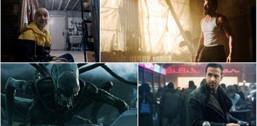 Desmit populārākās, bet ne labākās 2017. gada filmas