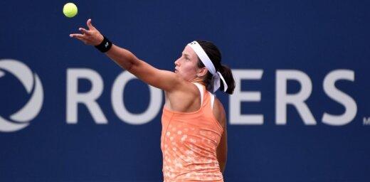 Sevastova pakāpusies par vienu pozīciju WTA rangā, Ostapenko saglabā 11. vietu