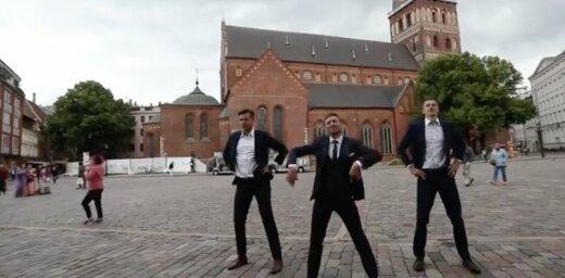 Video: Latvijā tapusi Bejonsas hita parodija