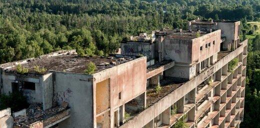 Aculiecinieks: Ķemeru sanatorija - no kūrorta līdz graustam