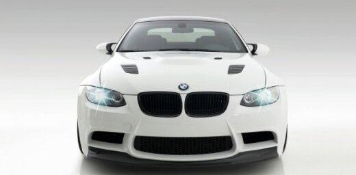 'Vorsteiner' uzlabojumi sportiskajam 'BMW M3'