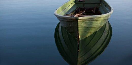Bezvests.lv для поиска утонувшего рыбака ищет сертифицированных водолазов